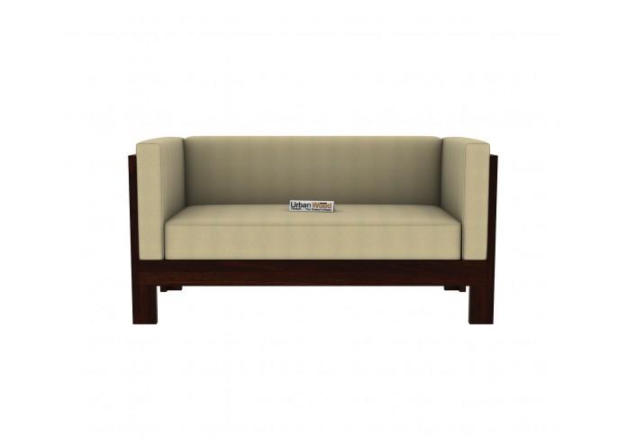 Fitbit Wooden Sofa Set 3+2 seater <small>(Walnut Finish)</small>