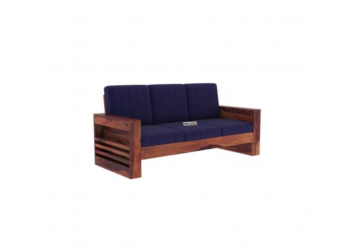Modway Wooden Sofa Set 3+2 seater <small>(Teak Finish)</small>
