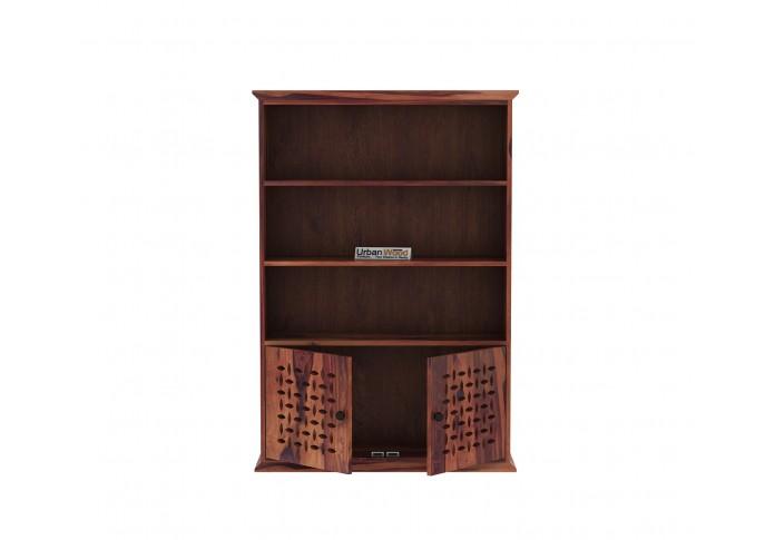 Beverly Book Shelves ( Teak Finish)