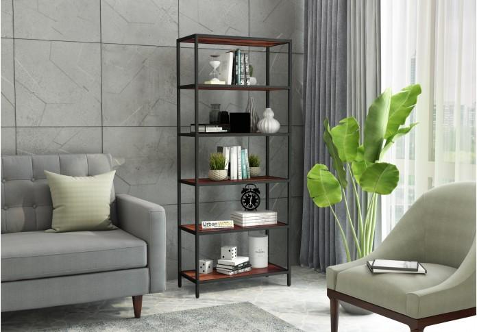 EagleEye Book Shelves <small>( Teak Finish )</small>