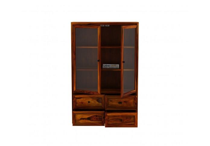 Woozoid Book Shelves (Honey Finish)