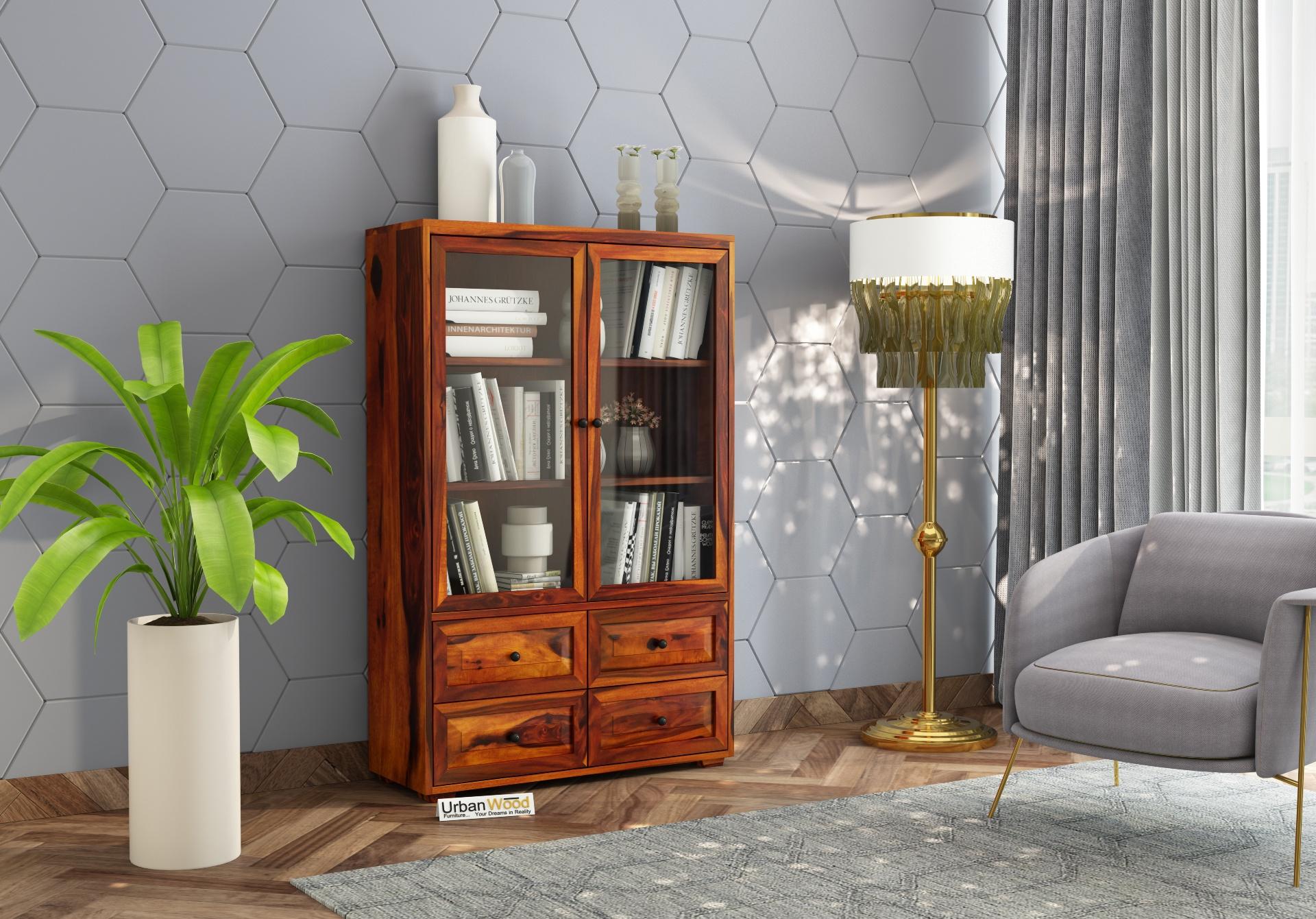 Woozoid Book Shelves <small>(Honey Finish)</small>