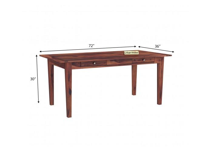 Mystic Dining Table Sets ( Teak Finish )