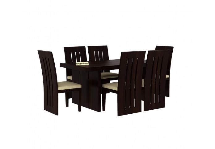 Tablry Dining Table Sets ( Walnut Finish )