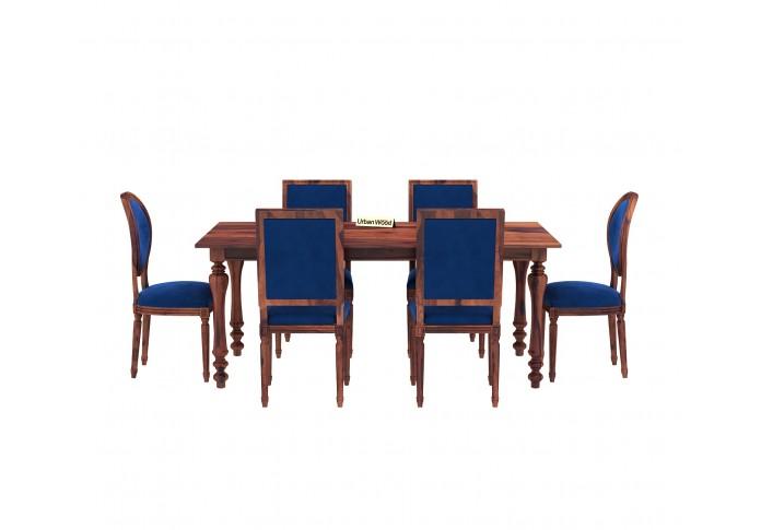 Woodit Dining Table Sets ( Teak Finish )