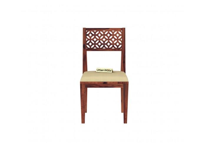 Woodora Dining Table Sets <small>( Teak Finish )</small>