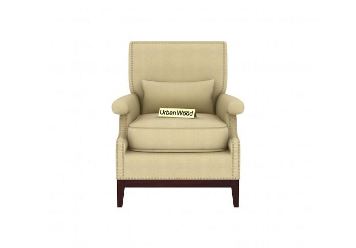Arber Lounge Chairs ( Fabric, Sepia Cream )