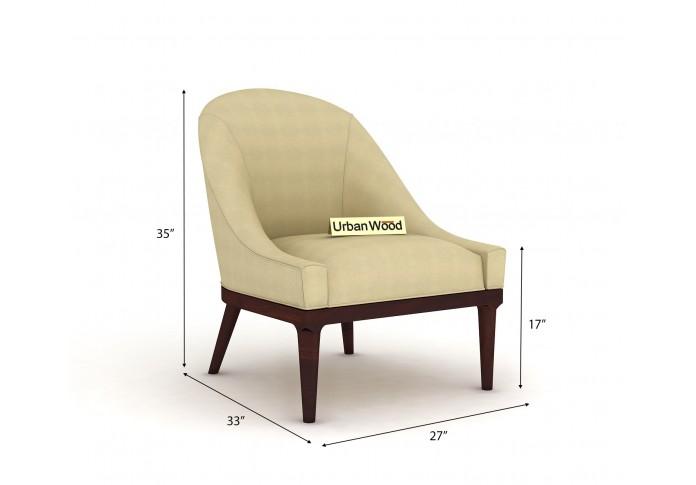 Aspen Lounge Chairs <small>(Fabric, Sepia Cream)</small>