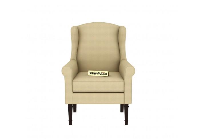 Birdie Lounge Chairs <small>( Fabric, Sepia Cream )</small>