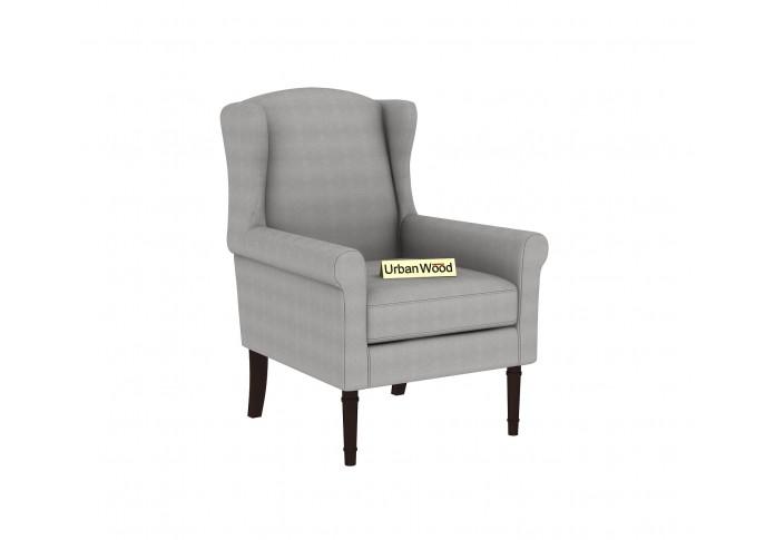 Birdie Lounge Chairs ( Fabric, Steel Grey )