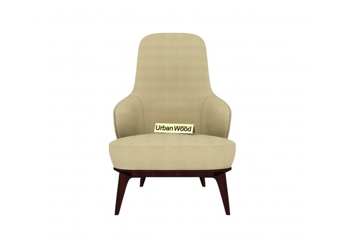 Fascia Lounge Chairs ( Fabric, Sepia Cream )