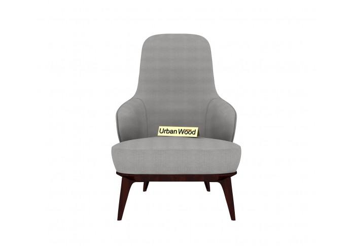 Fascia Lounge Chairs <small>( Fabric, Steel Grey )</small>