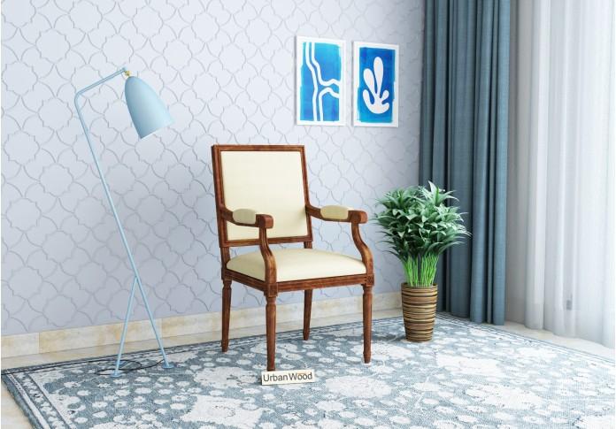 Armado Arm Chair <small>( Cotton, Sepia Cream )</small>