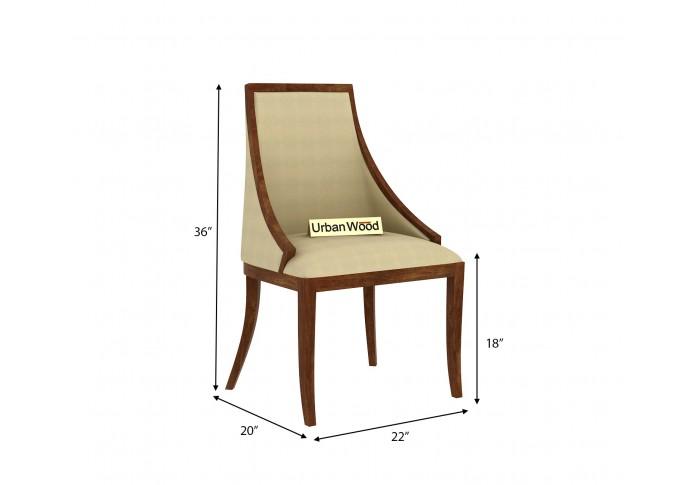 Shore Arm Chair <small>( Cotton, Sepia Cream )</small>