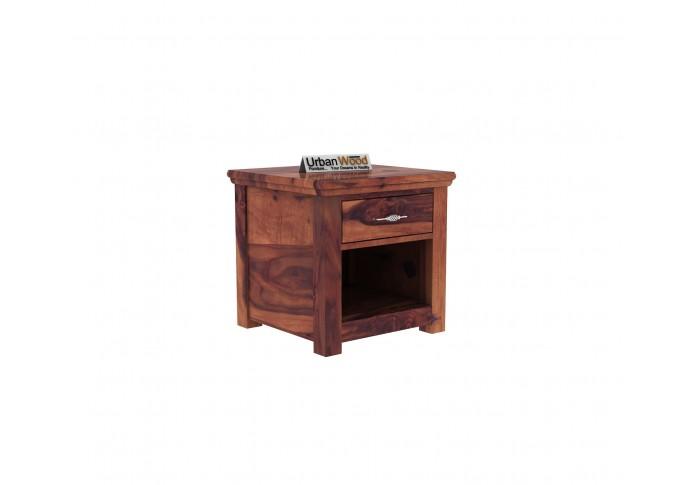 Babson Bedside Table ( Teak Finish )