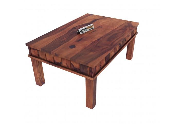 Akin Coffee Table <small>( Teak Finish )</small>