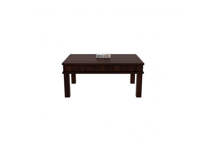 Akin Coffee Table ( Walnut Finish )
