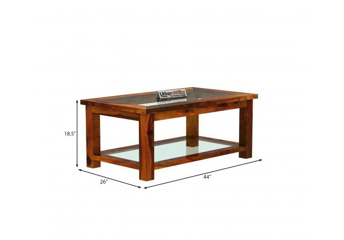 Crew Coffee Tables  ( Honey Finish )
