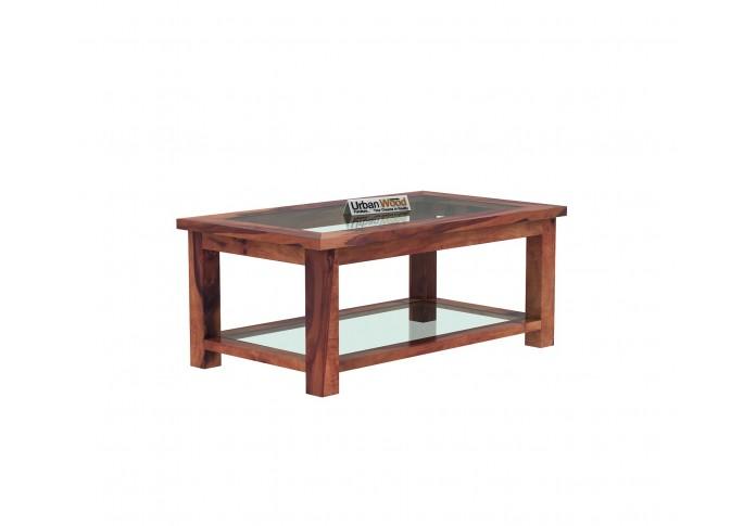 Crew Coffee Tables  ( Teak Finish )