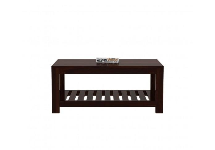 Lumber Coffee Table <small>( Walnut Finish )</small>