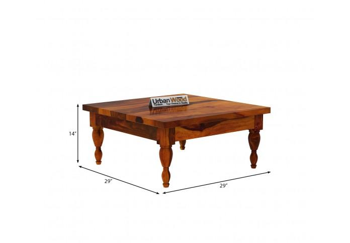 Wingway  Coffee Tables ( Honey Finish )