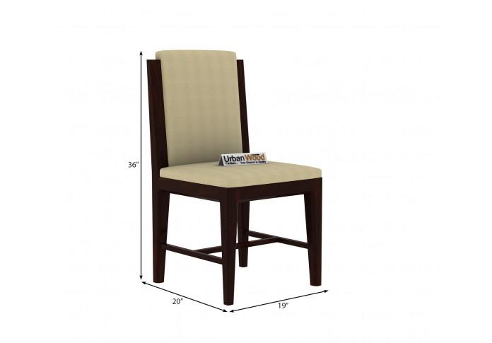 Deck Dining chair ( walnut Finish )