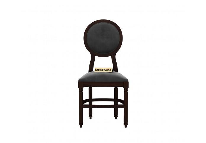 Oreo Dining chair ( Velvet, Stone grey )