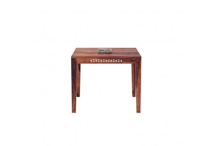 Woodora 2- Seater Dining Table ( Teak Finish )