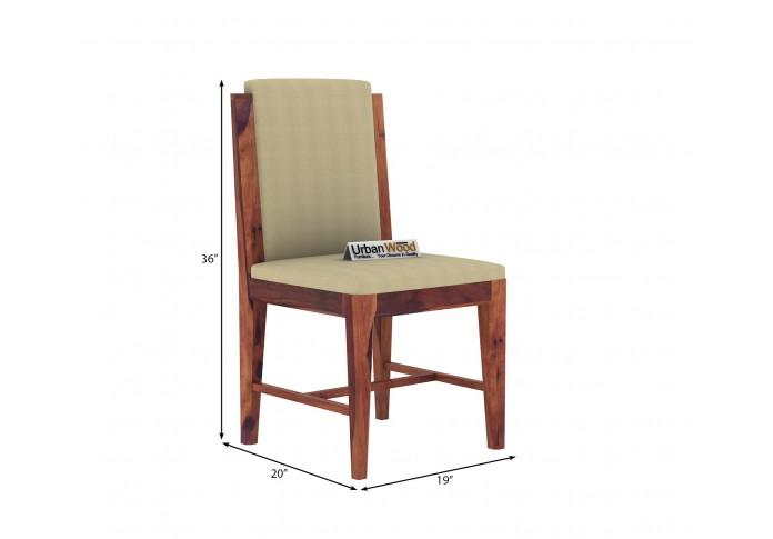 Deck Dining chair ( Teak Finish )