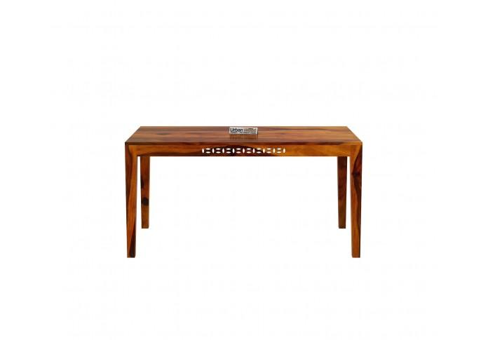 Woodora 6-Seater Dining Table <small>( Honey Finish )</small>