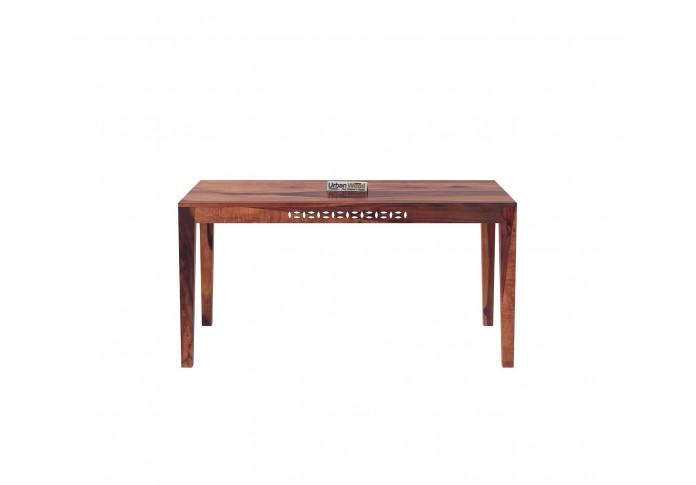 Woodora 6-Seater Dining Table ( Teak Finish )