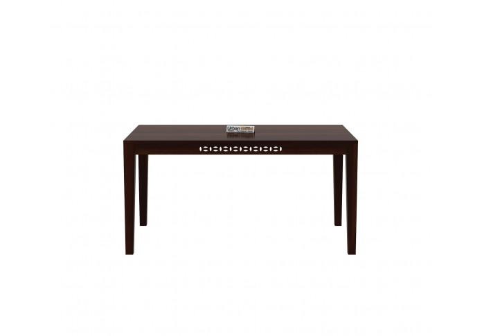 Woodora 6-Seater Dining Table <small>( Walnut Finish )</small>