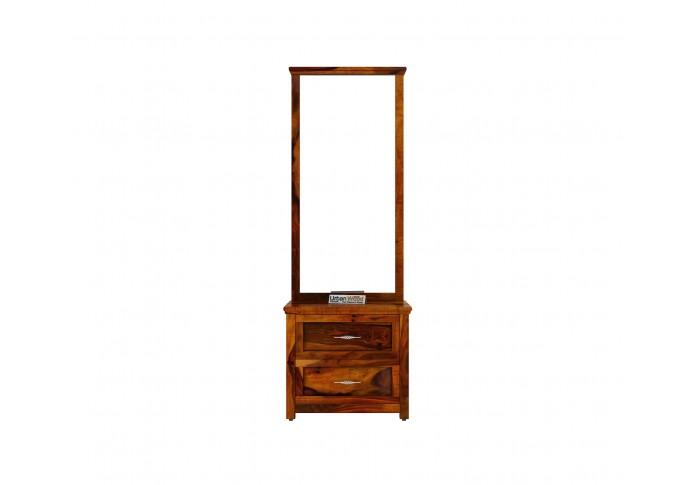 Ori Dressing Table ( Honey Finish )