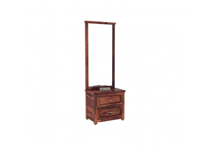 Ori Dressing Table <small>( Teak Finish )</small>