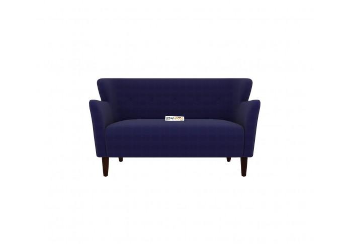 Adri Loveseats <small>( Fabric, Navy Blue )</small>