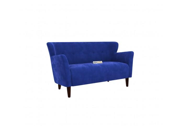 Adri Loveseats <small>( Fabric, Saphire Blue )</small>