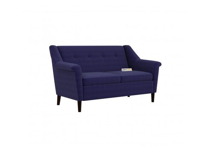 Orzo Loveseats ( Fabric, Navy Blue )
