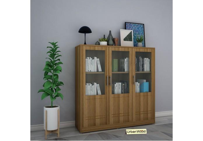 Berg Modular Bookshelf ( Exotic Teak )