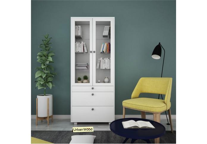 Ouch Modular Bookshelf ( Frosty White )