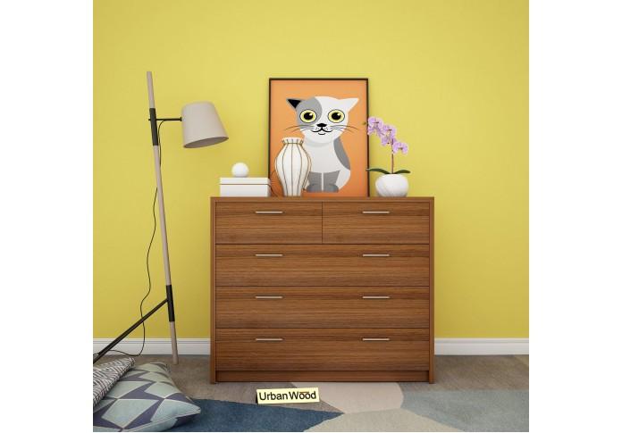 Randy Modular Chest Of Drawers (Walnut)