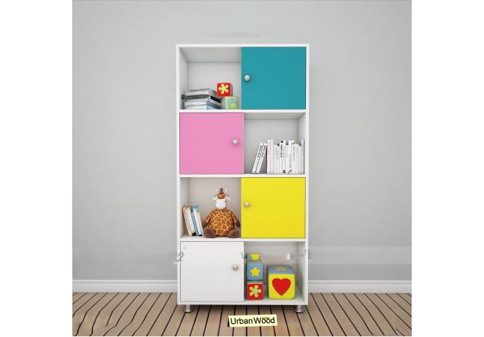 Ory Modular Bookshelf (Multicolor)