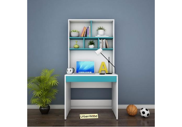 Denio Modular Study Tables (Ocean Green)