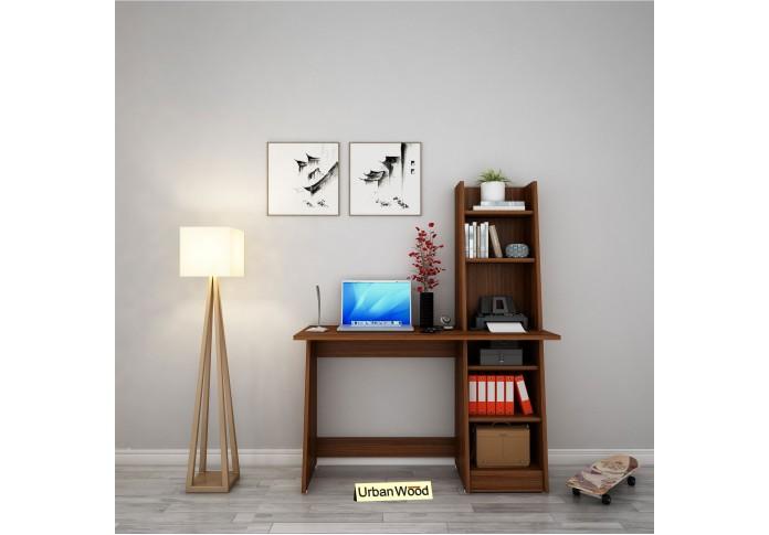 Genics Modular Study Tables (Walnut)