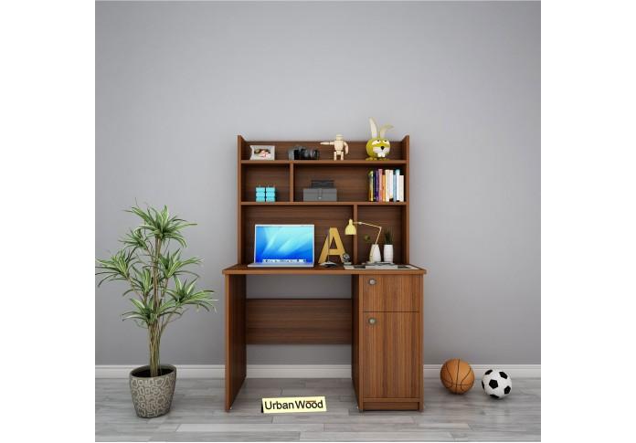 Lovus Modular Study Tables (Walnut)