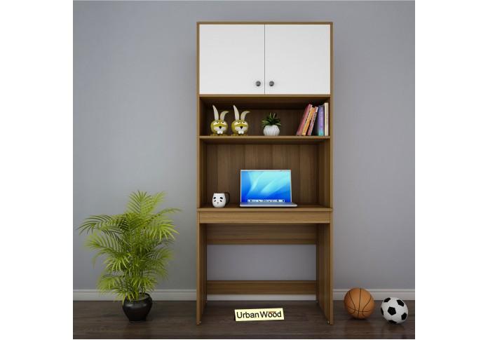 Nue Modular Study Tables (Walnut)