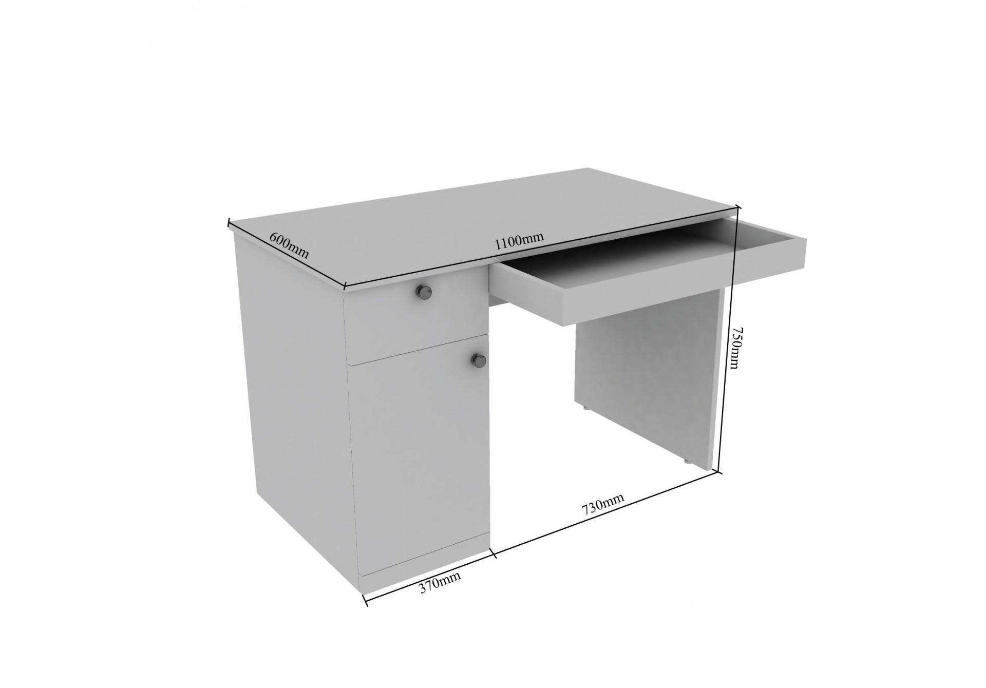 Ove Modular Study Tables <small>(Exotic Teak)</small>