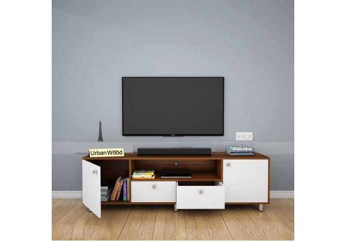 Astic Modular TV Unit ( Frosty White )