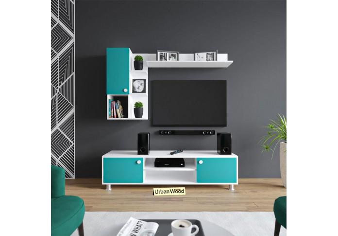Sio Modular TV Units ( Ocean Green )