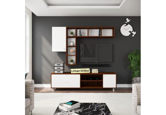 Sum Modular TV Units ( Frosty White)