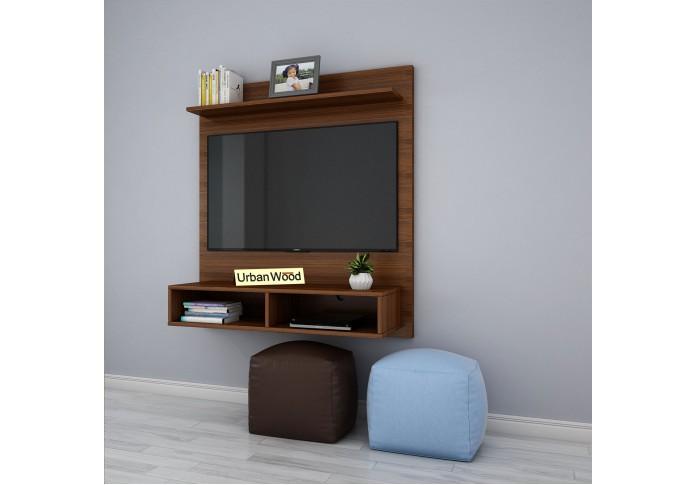 Vegy Modular TV Unit ( Walnut )